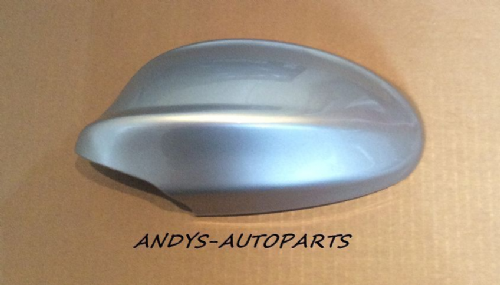 BMW 3 SERIES E90/91 2005 - 2008 WING MIRROR COVER L/H OR R/H IN TITANIUM SILVER